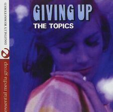 Topics - Giving Up [New CD] Manufactured On Demand