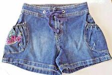 High School Musical girls cotton blend denim shorts sizes 6X, 7, 8, or 12 nwt