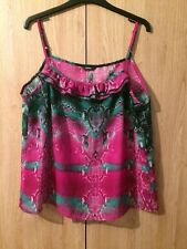 WOMENS GEORGE SUMMER TOP SIZE 18