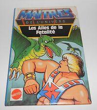 Les ailes de la fatalité livre Les maitres de l'univers 1985 Mattel MOTU
