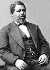 1870-African American Robert Smalls-Escaped from Confederate Slavery