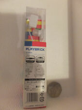 Look!   Playbrick   EAR BUDS   New Boxed & RARE!!!