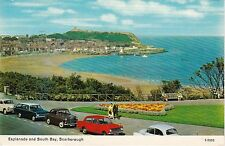 Esplanade, South Bay & Old Cars, SCARBOROUGH, Yorkshire