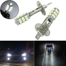 2pcs H1 25-LED Conversion 12V Headlight/Fog Light Replacement Bulbs Bright White