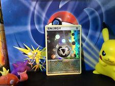 Carte Pokemon Energy Métal 88/106 Rare Holo Bloc Ex Emeraude Energie 2005 Logo