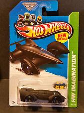 2013 Hot Wheels #065 HW Imagination Batman Live Batmobile