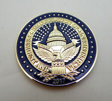 INAUGURATION OF PRESIDENT TRUMP & VICE PRESIDENT PENCE 2017 SPECIAL COIN