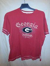 University of Georgia Bulldogs Colosseum short sleeve shirt adult XL NWOT