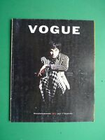 Vogue Italy Supplement November 1989 n.473 November Fashion Models