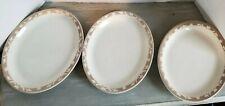 Oval Plates Restaurant Ware Syracuse China Of Canada nutmeg