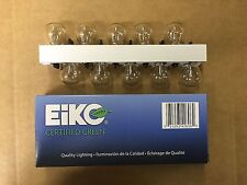 Set of 10: Genuine Long Life Eiko Certified 3157 Taillight 2 Filament Bulb