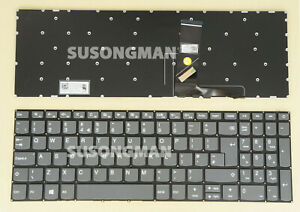 New UK For Lenovo ideapad S145-15IGM S145-15IKB S145-15IML S145-15IWL Keyboard