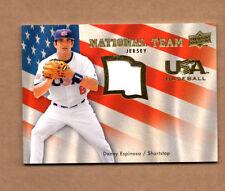 2008 Upper Deck USA National Team Jerseys #DE Danny Espinosa