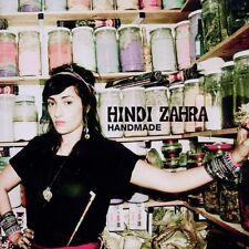 "Hindi zahra ""Handmade"" CD 11 tracks NEUF"