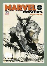Marvel Covers: The Modern Era Artist's Edition: Sam Kieth Cover B HC   NIB