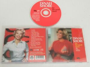 Dinah Shore / For The Good Times (DRG 91494) CD Álbum
