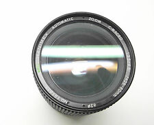 Hanimex MC  Automatic Zoom C -  Macro  28 - 80  mm 1:3,5 -4,8 Canon  FD Anschluß