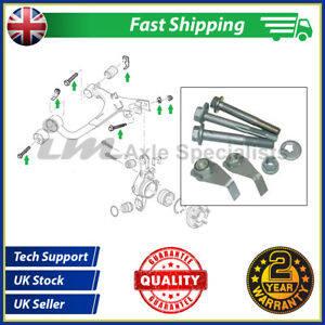 Fits Range Rover Sport 05-13 Rear Upper Suspension Arm Fitting Kit (Bolts/Nuts)
