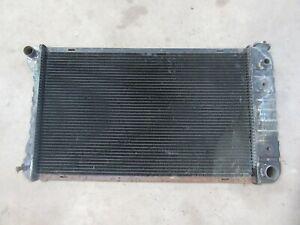 1981-1987 Chevrolet C20 truck original single core radiator hot rod rat rod part