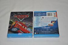 Cars (Blu-ray Disc, 2007) Steelbook