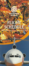Sun Country Airlines system timetable 10/29/00 [5112] (buy 4+ save 50%)