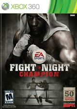 Fight Night Champion Xbox 360 New Xbox 360
