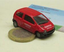 "Herpa  080026: Renault Twingo ""Feuerwehr  Kreutler"""