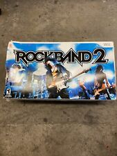 Rock Band 2 Special Edition - Preowned - Complete Bundle Set - Nintendo Wii