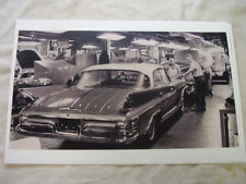 1961 DESOTO ASSEMBLY LINE    11 X 17  PHOTO  PICTURE