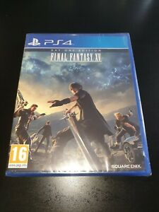 Final Fantasy Day One Edition PS4 Game, Brand New & Sealed, 1st Class Post