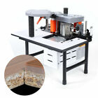 200g Edges Banding Machine For Wood PVC Banding Two-side Gluing Working 5m/min