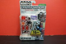Hasbro KRE-O Transformers Custom Kreon Starscream Construction Toy - UNOPENED