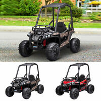 Outdoor Childrens Electric ATV Car w/ Real Suspension & Remote Control