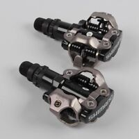 SHIMANO PD-M520 SPD MTB Mountain Bike pedal Clipless Cycling Pedals Black NIB