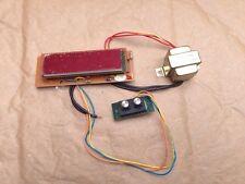 DIY Digital Clock Face Kit LED Screen + Ballast TCM-092-12 120v 60hz NOS Crafts