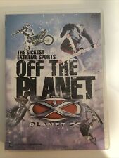 THE SICKEST EXTREME SPORTS OFF THE PLANET – DVD- REGION-