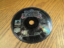 Tomb Raider: The Last Revelation (Sony PlayStation 1, 1999)  Disc & Jewel Case