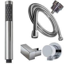 Dusche GüNstiger Verkauf Massiver Messing Wandanschlussbogen Wandanschluss Für Brauseschlauch Verchromt Einfach Zu Reparieren Bad & Küche