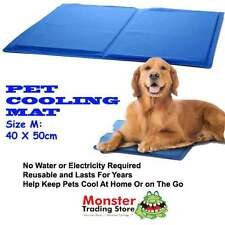 PET COOLING MAT –NON TOXIC WATERPROOF USE ON A PET BED OR STAND ALONE RRP$69.00