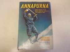 Annapurna – French Himalayan Expedition 1953 HBDJ Maurice Herzog Mountaineering