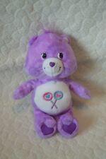 Care Bears Tie Dye Share Bear 10 Inch Plush 2003