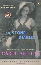 The Stone Diaries,Carol Shields