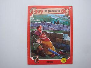 Book Old Spanish Hardback Cartoon Rody The Petit Cid You? El Pequeno No ° 2