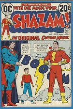 Shazam #1 VF- DC 1973 1st Appearance Captain Marvel Since 1950s C.C.Beck