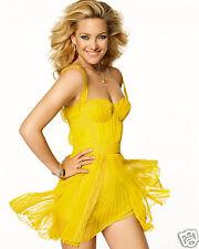 Kate Hudson 8x10 Yellow Dress Photo #1