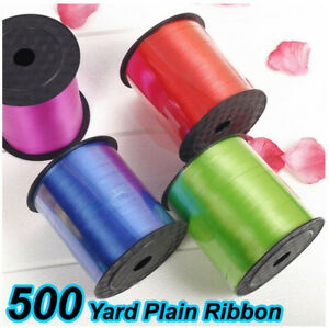 50 M Curling String Balloon Ribbon Colour Balloons Weight Gift Fancy Decor