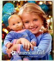AMERICAN GIRL HOLIDAY 2013 CATALOG ~SAIGE CAROLINE MOLLY EMILY BITTY TWINS DOLL