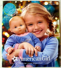 AMERICAN GIRL HOLIDAY 2013 CATALOG SAIGE CAROLINE EMILY BITTY BABY TWINS DOLL