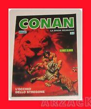 CONAN LA SPADA SELVAGGIA N 34 COMIC ART - MARVEL 1989