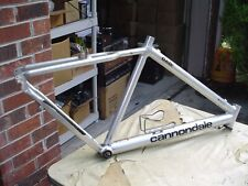 "Cannondale CAD2 F400 Mountain Bike Frame 18"" Silver"